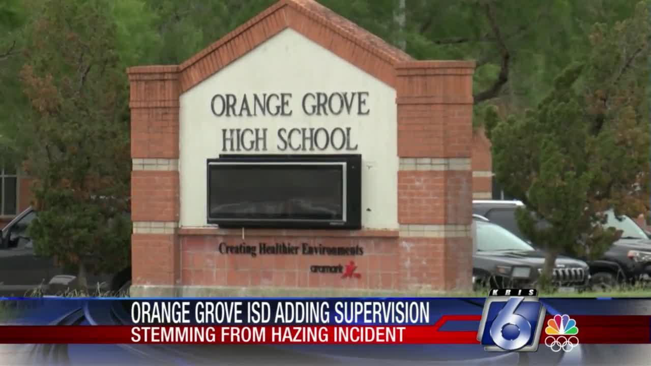 Orange Grove ISD releases their athletics program supervision plan