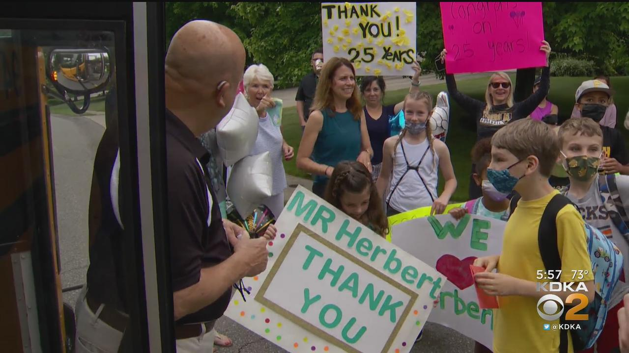 Sewickley Farms Community Wishes Beloved Bus Driver A Happy Retirement