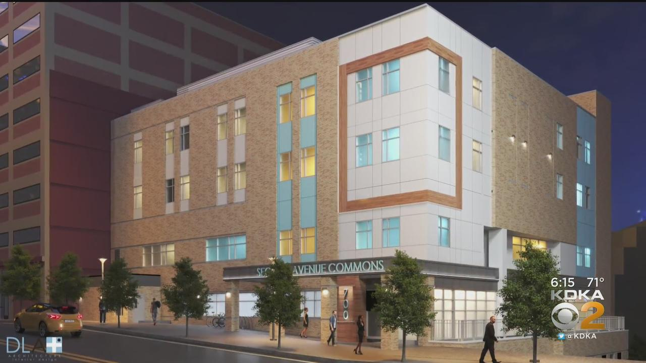 Construction Underway For New Homeless Shelter In Pittsburgh