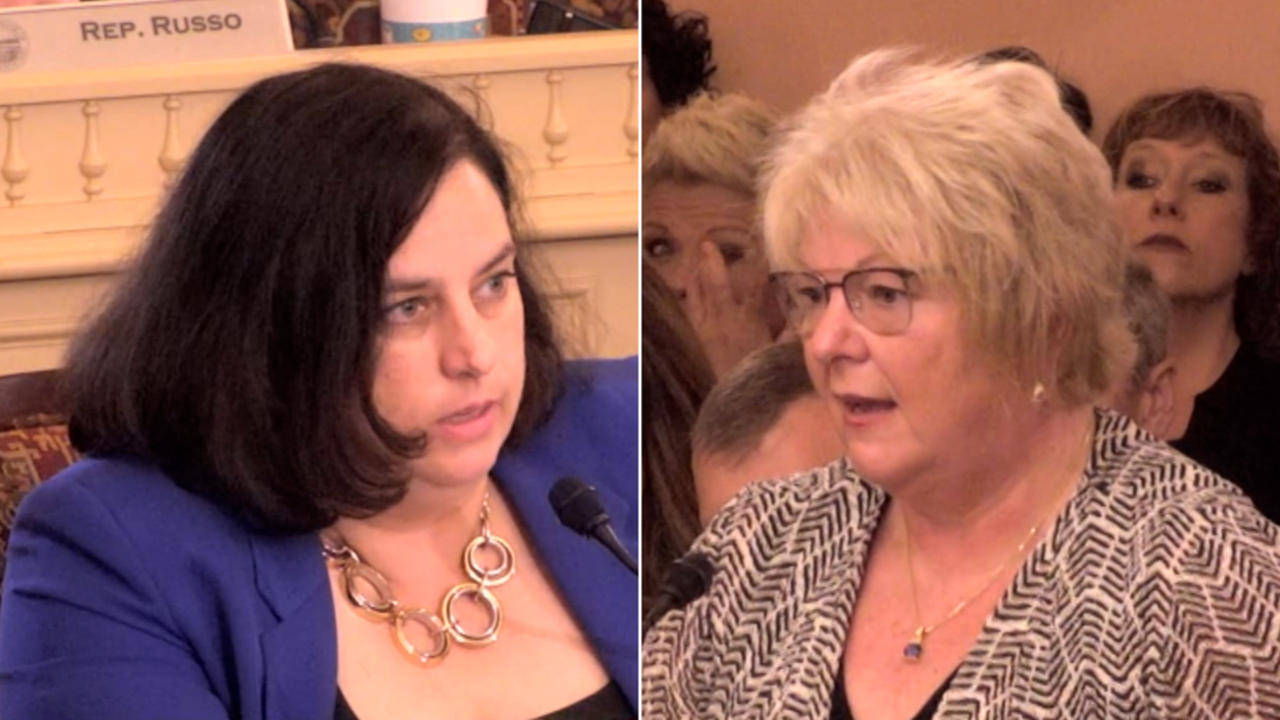 Hear why state lawmaker was happy anti-vaccine doc testified