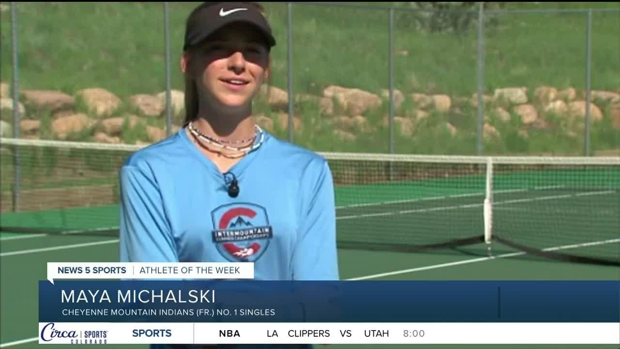 Athlete of the Week: Maya Macalski