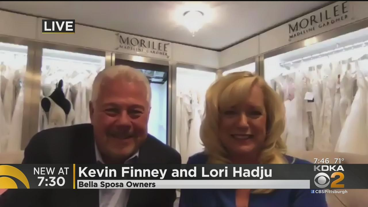 Owners Of Popular Bridal Boutique Getting Married Inside Their Business