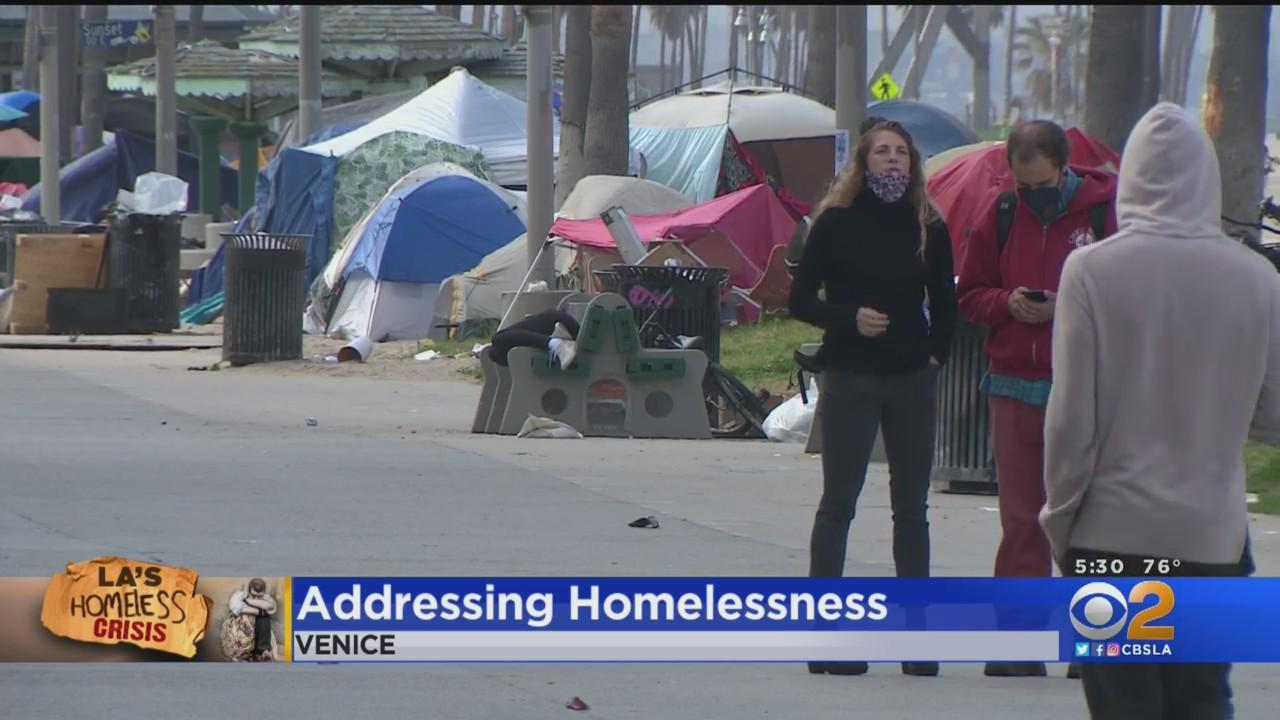Local Leaders At Odds About How To Handle Homelessness In Los Angeles