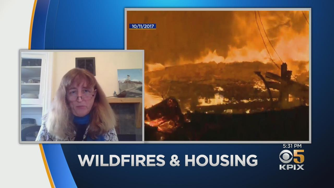 In Focus: California Wildfires and Housing