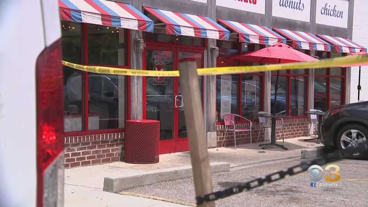 14-Year-Old Injured In Double Shooting At Federal Donuts