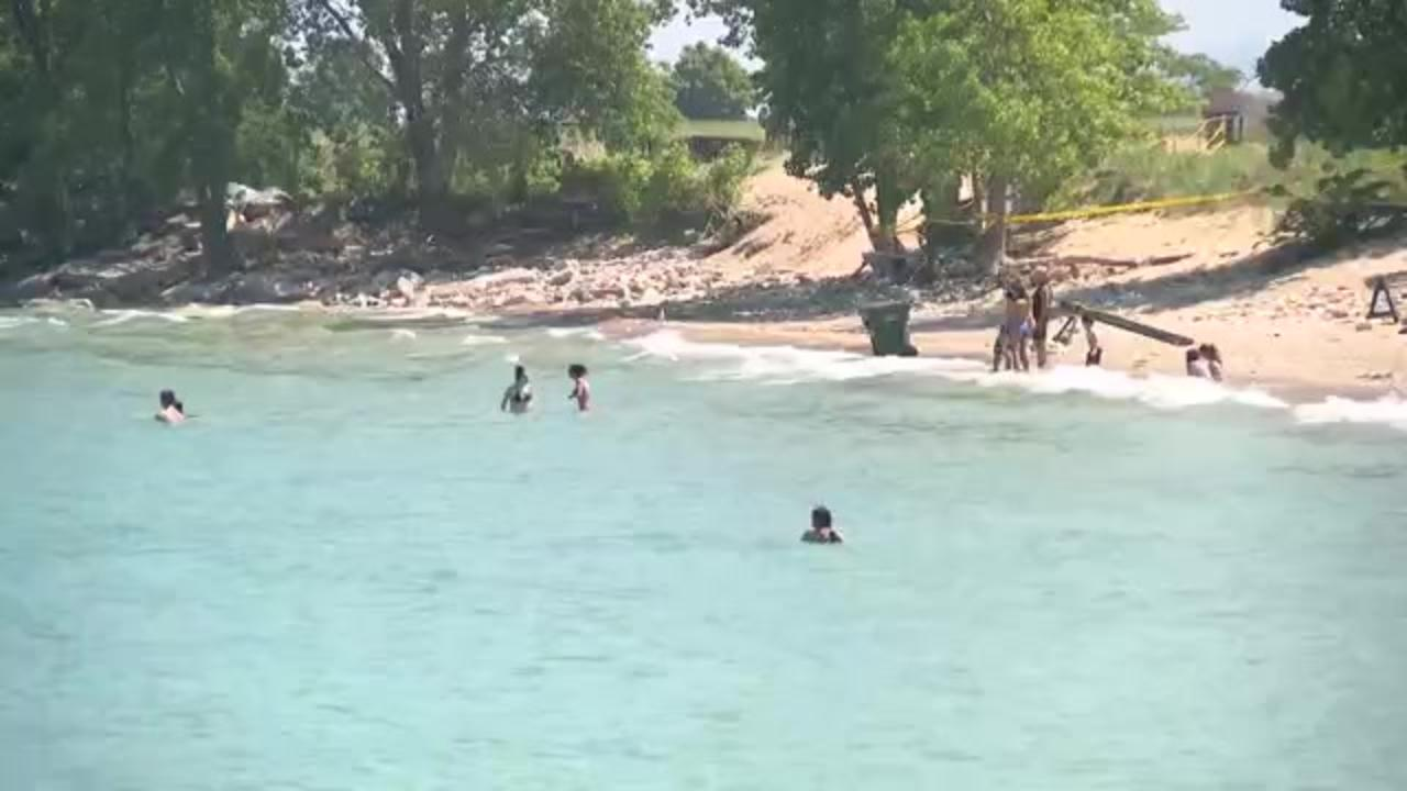 Ahead of full reopening, water advocates urge safety for Chicago Lakefront beach-goers
