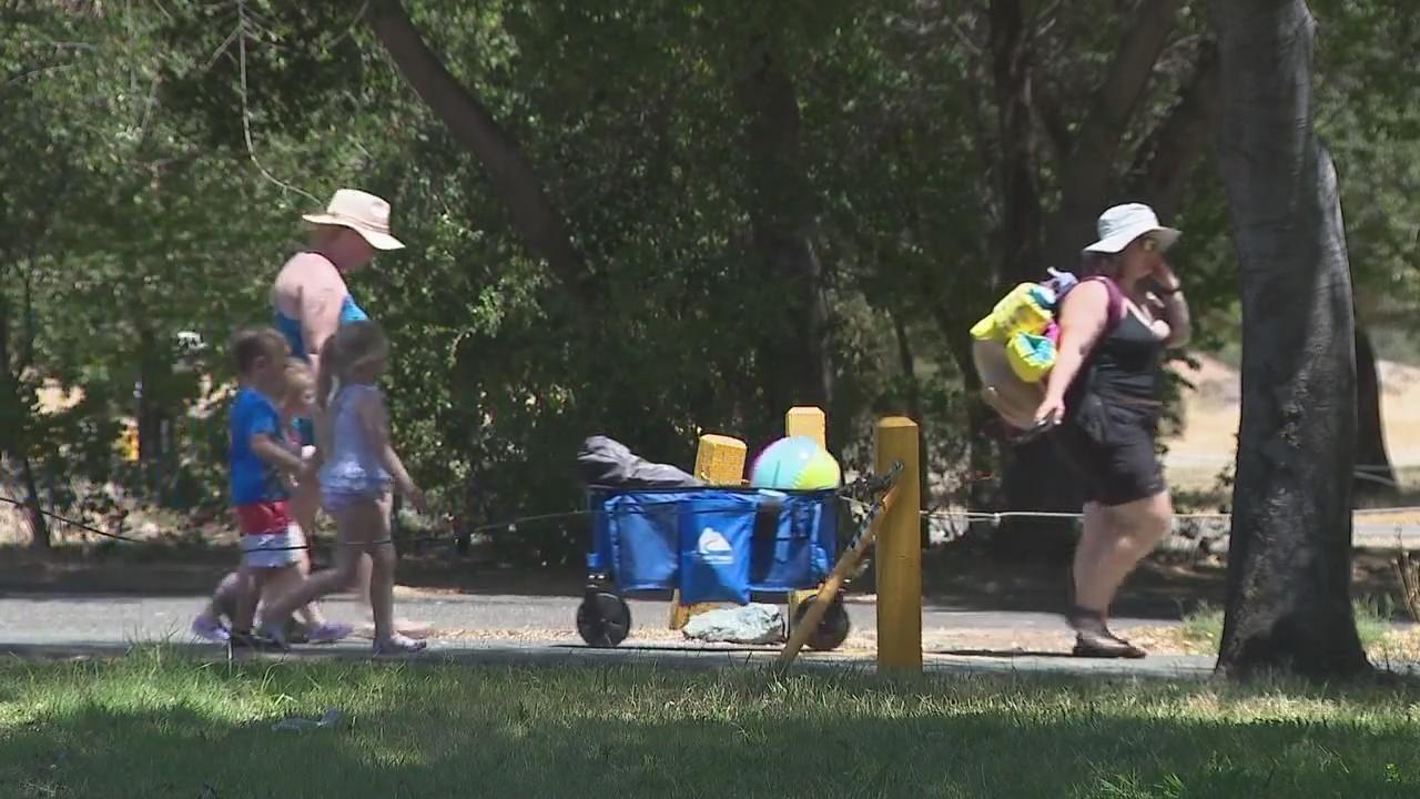 Sacramento regional parks may increase entrance, parking fees
