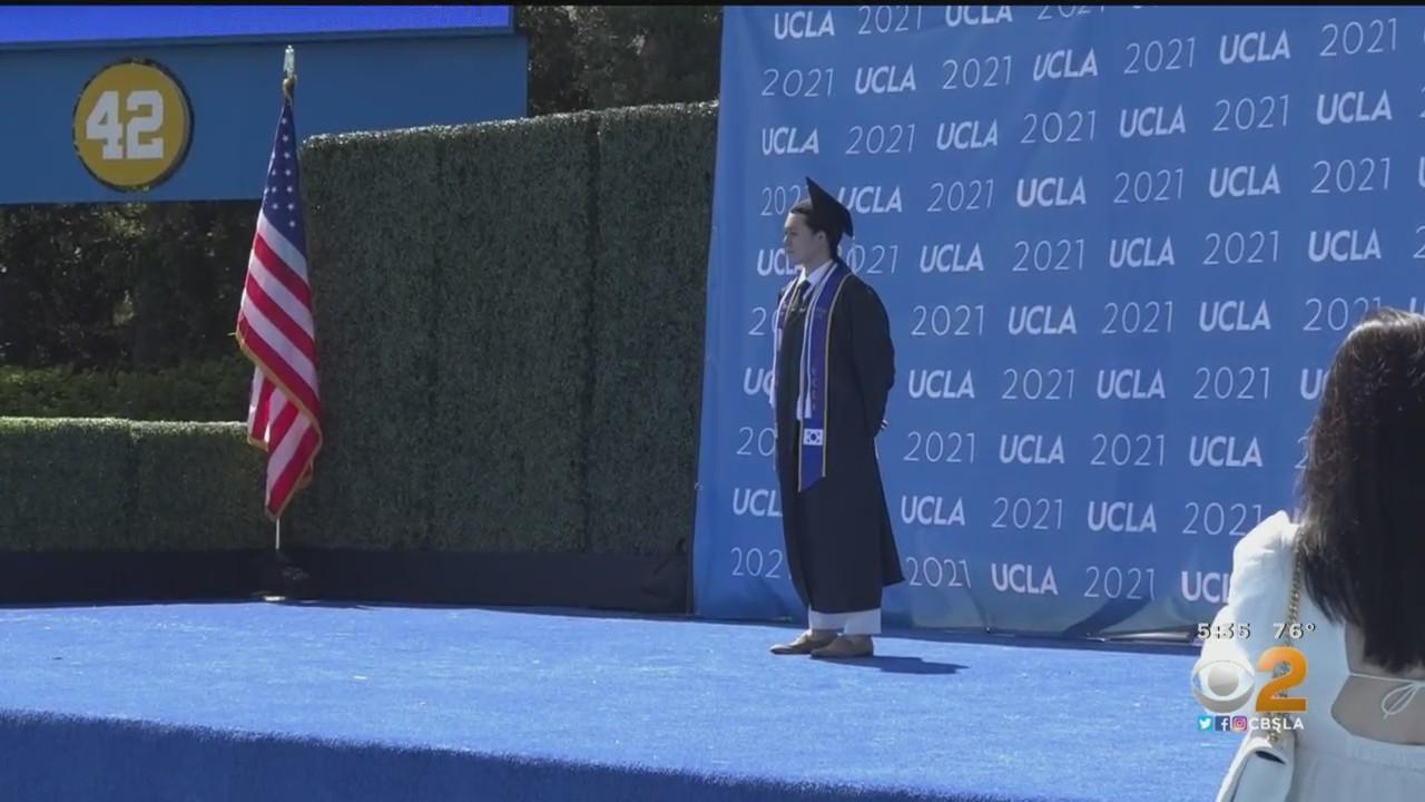 UCLA Kicks Off 6 Days Of Virtual Graduation Ceremonies