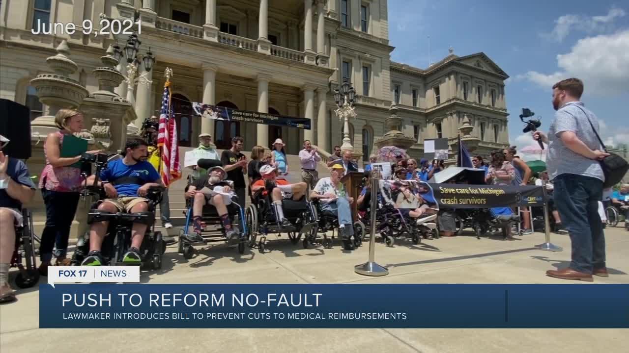 Push to reform no-fault