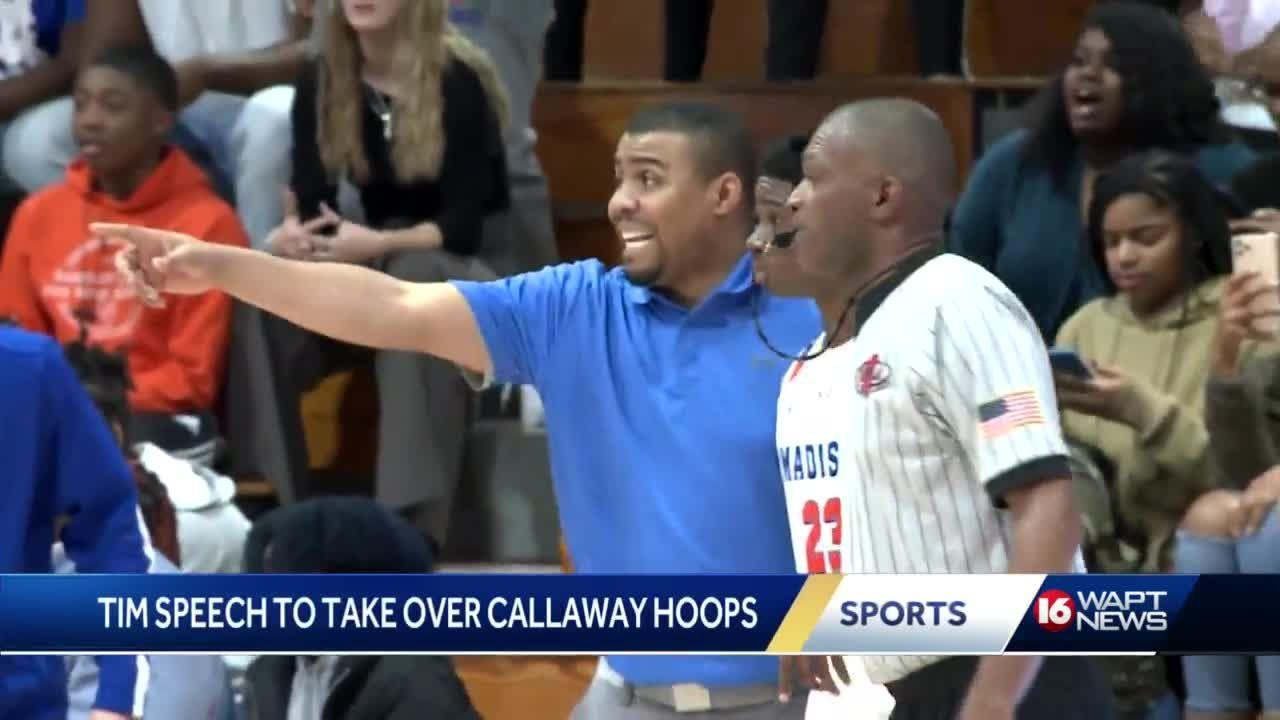 Former Callaway Charger is tabbed as their new head basketball coach