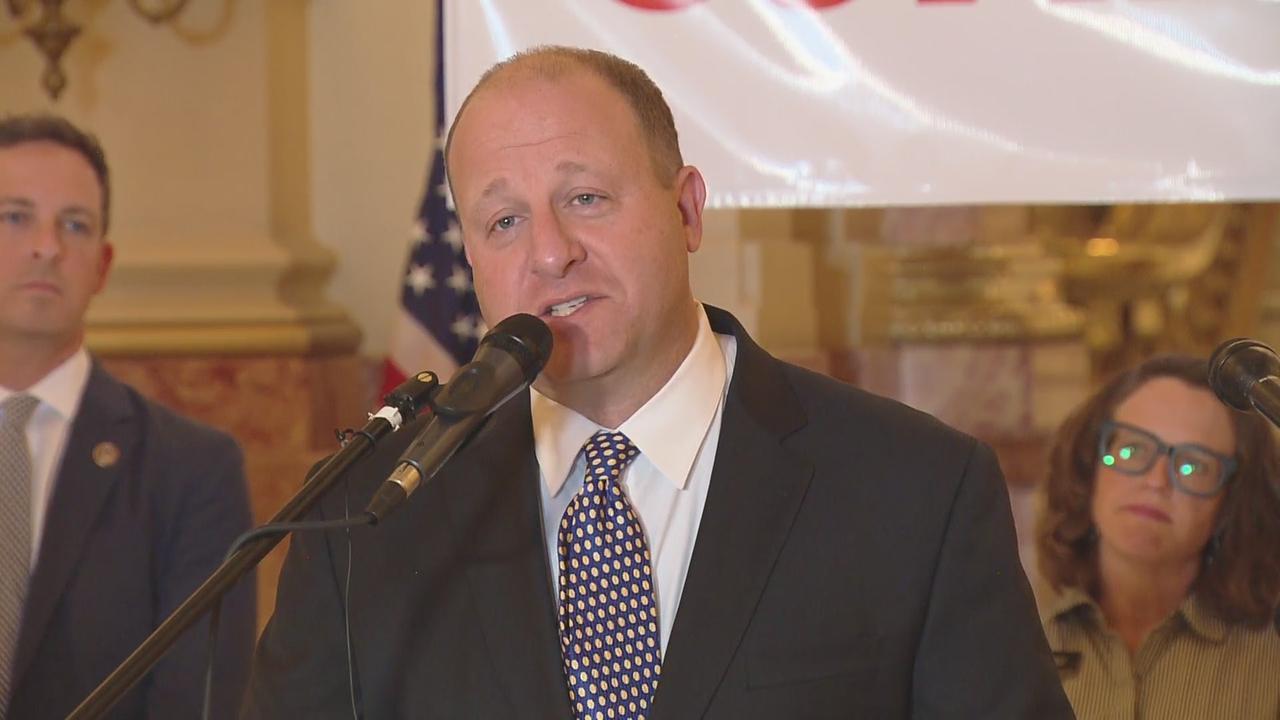 Gov. Jared Polis Touts Historic Colorado Legislative Session, Republicans Call It 'Overreach'