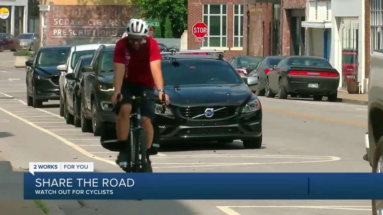 Protecting bicyclists on the road