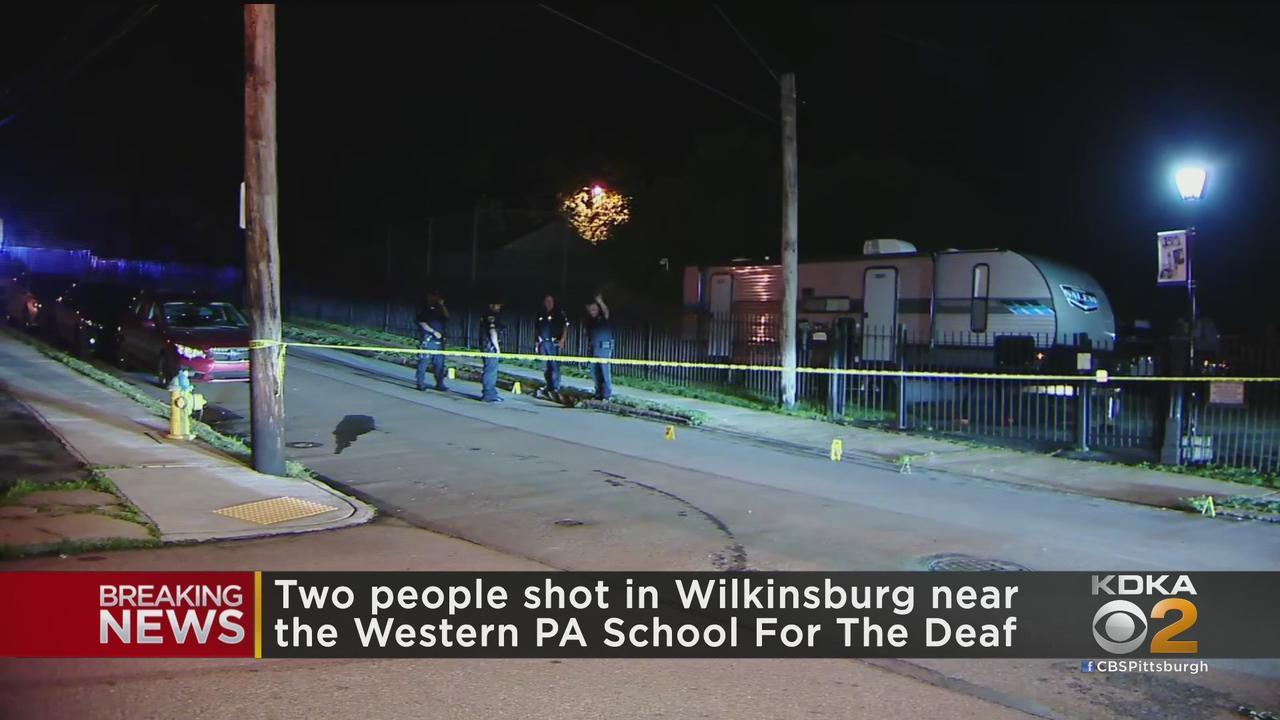 Shooting In Wilkinsburg Injures 2