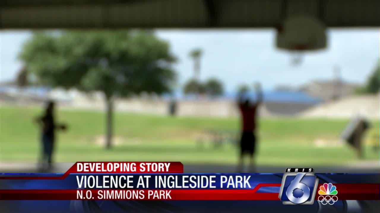 Information sought after fight reportedly erupts in gunfire; officer dragged at Ingleside park