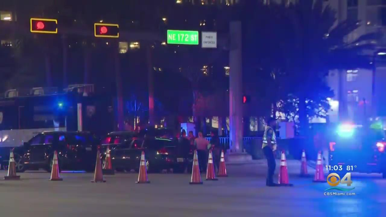 North Miami Beach Police Officer Fires At Driver Who Reportedly Ran Him Over