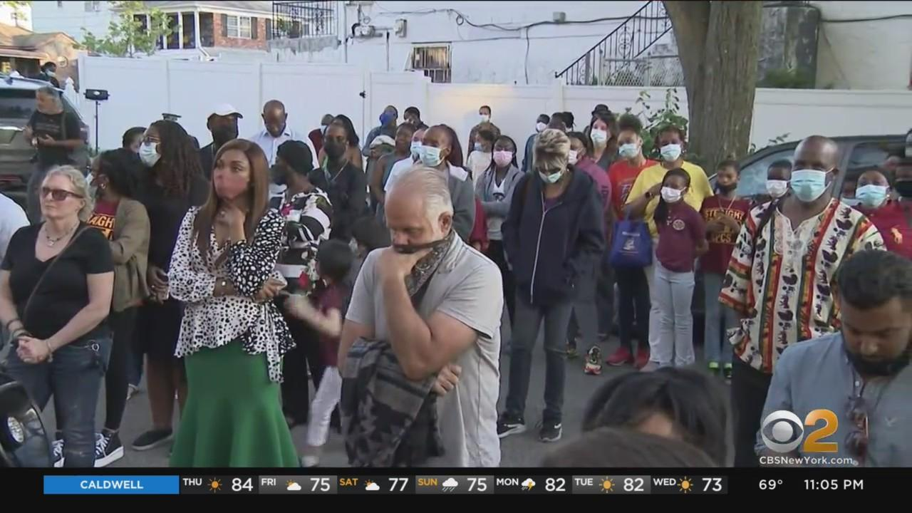 Family, Community Gather To Honor 10-Year-Old Justin Wallace