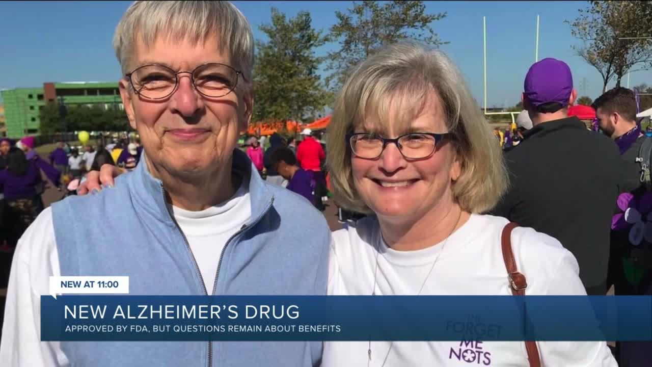 Richmond woman who lost husband to Alzheimer's reacts to FDA approval
