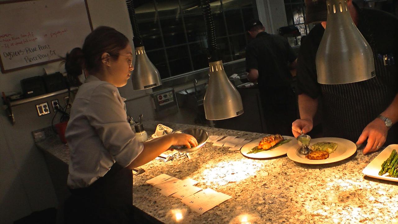 Heat Wave Taking Toll On Restaurant Kitchens
