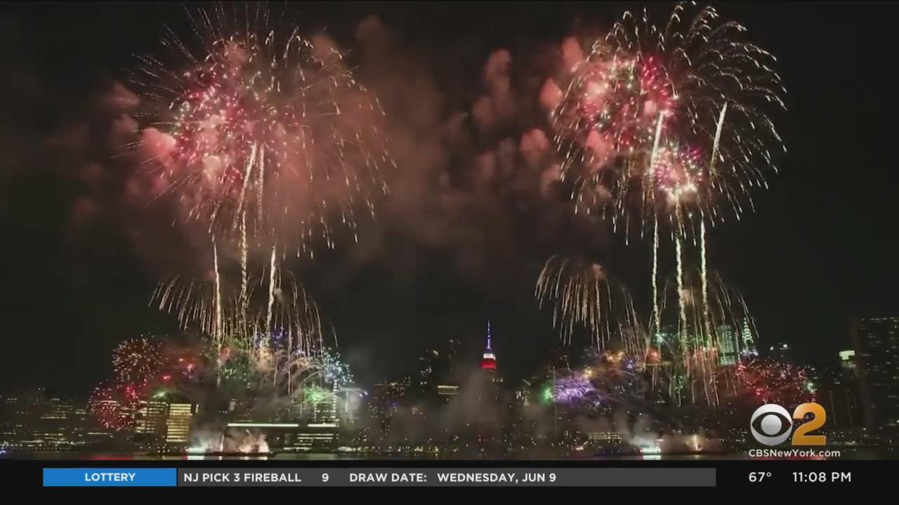 Macy's Fourth Of July Fireworks Returning As City Continues On Road To Reopening