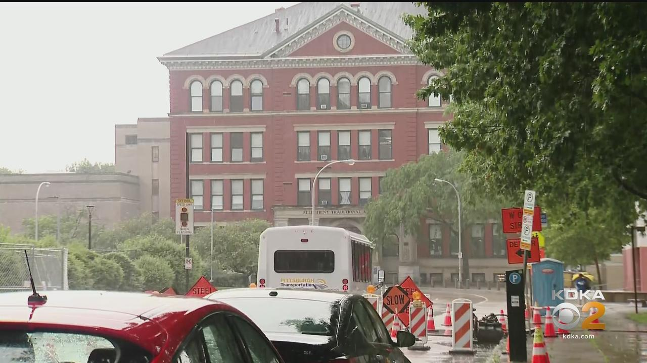 Pittsburgh Public Schools Student Finds Gun In Backpack