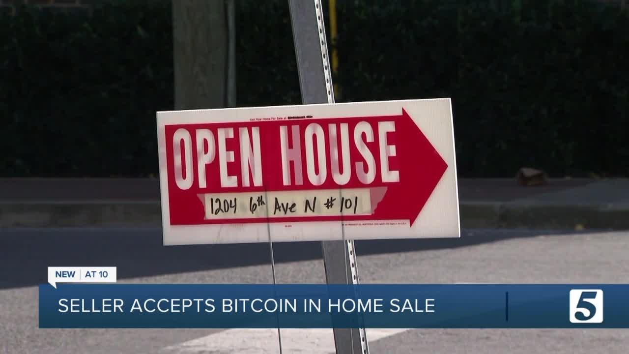 Buyers turning to cryptocurrency for real estate purchases