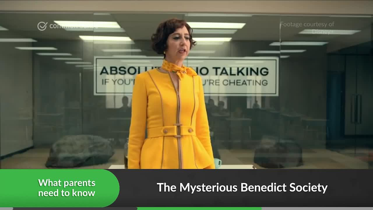 The Mysterious Benedict Society: Video Review