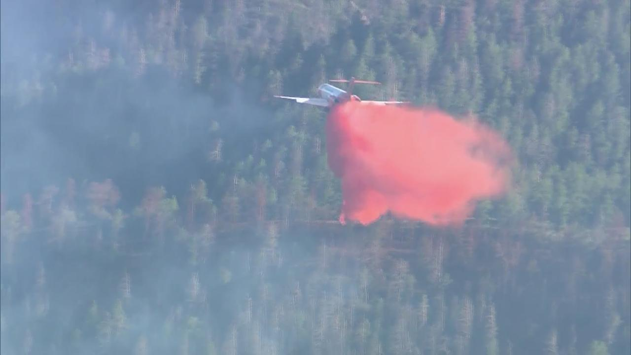 Evacuations Ordered For 31 Acre Platte River Fire In Jefferson County
