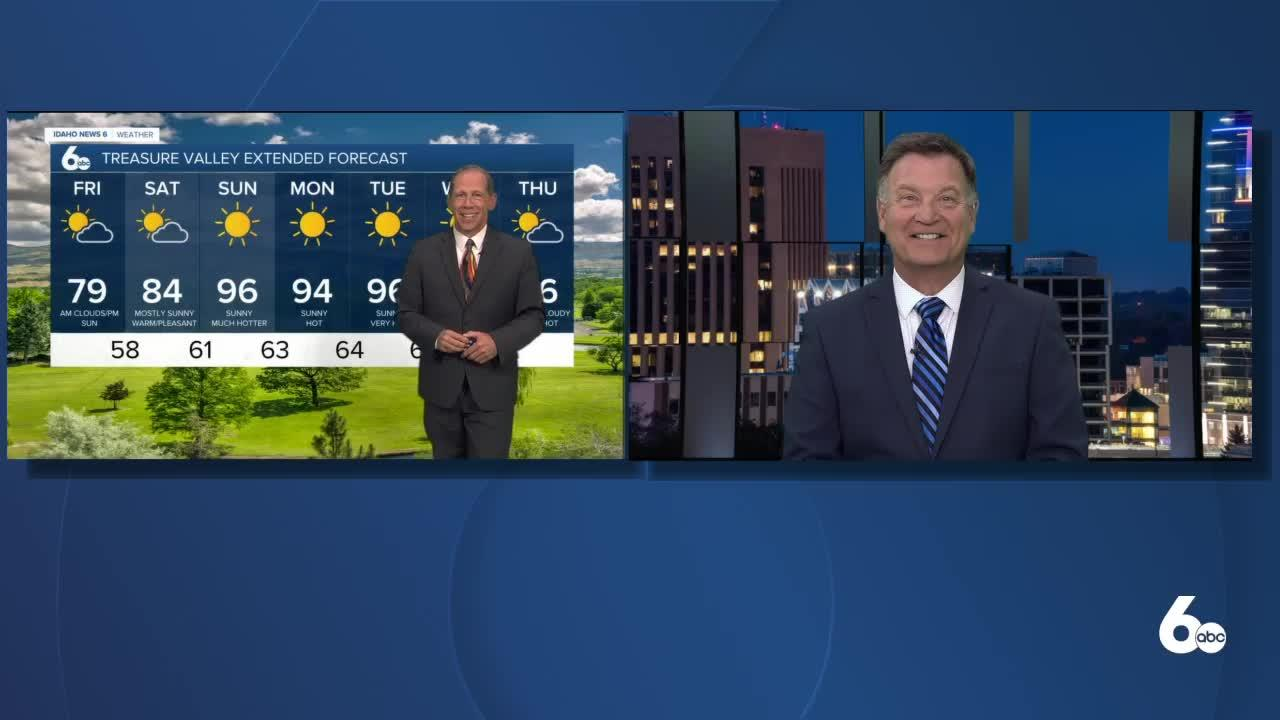 Scott Dorval's Idaho News 6 Forecast - Thursday 6/10/21