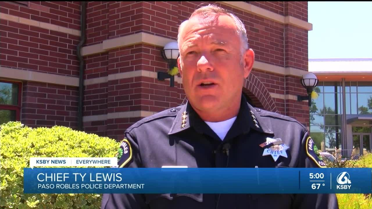 One year since Paso Robles active shooter situation that injured several officers, killed local man