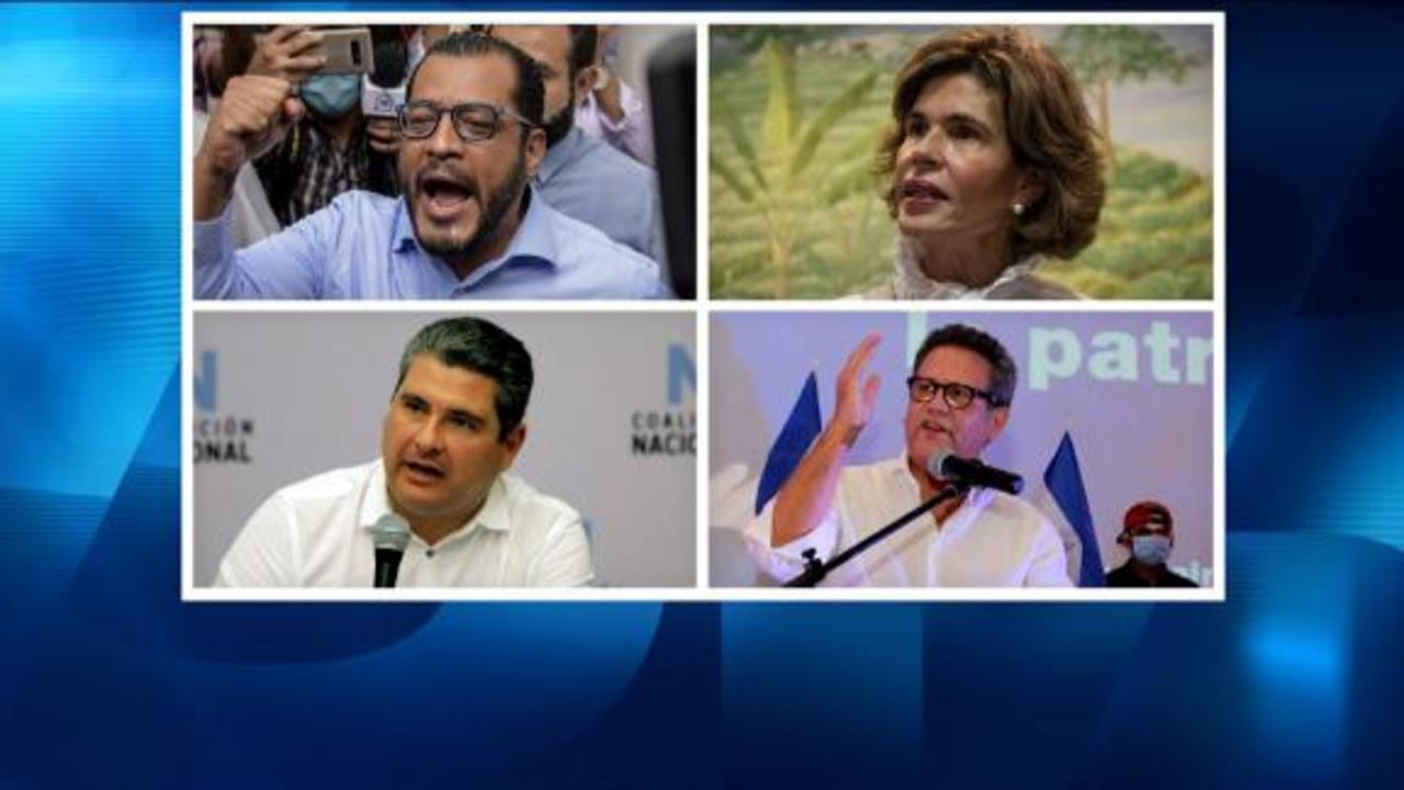 At least 7 Nicaraguan opposition leaders detained ahead of election