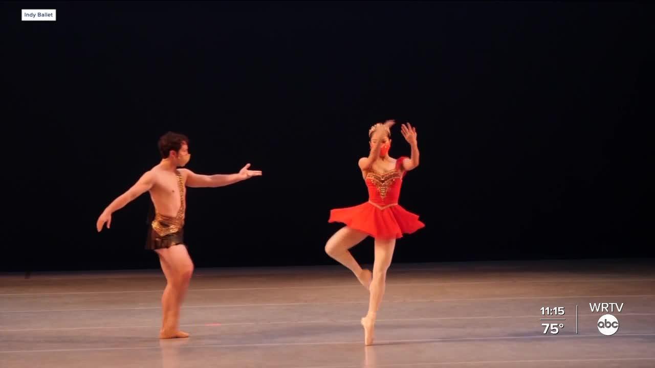 Inspiring Story Behind Indy Ballet