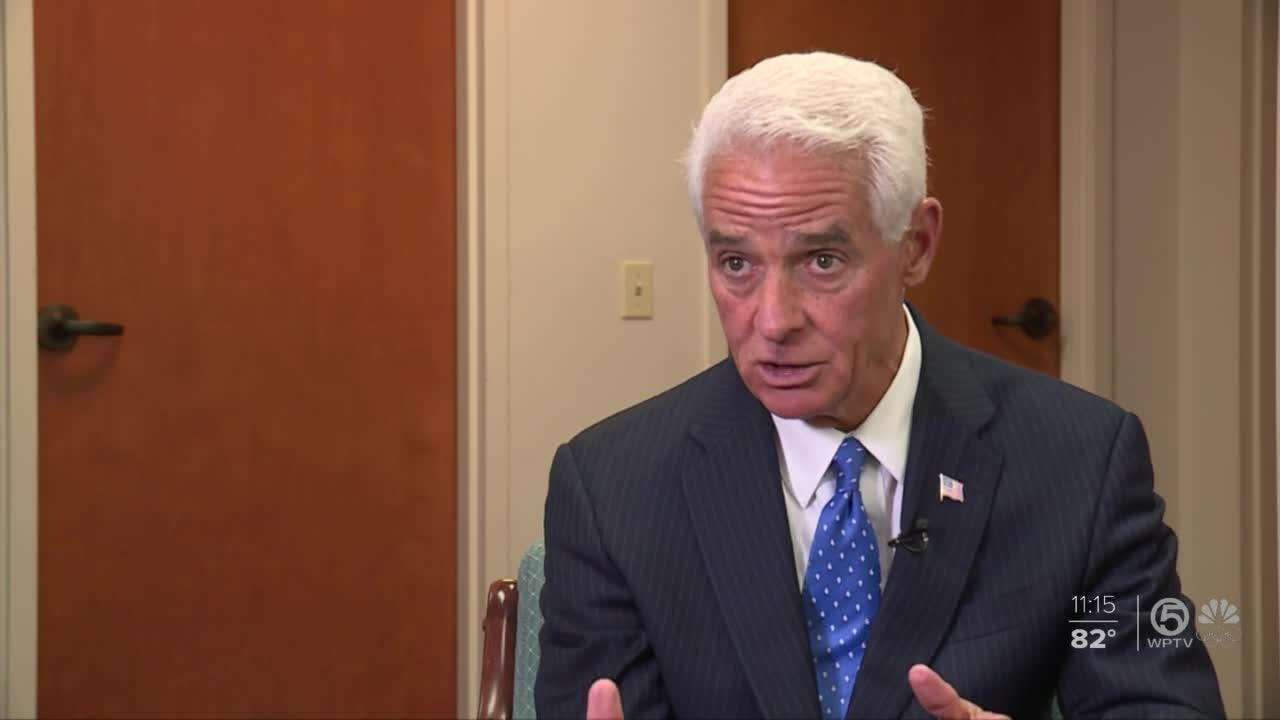 Charlie Crist: Hoping for a political repeat