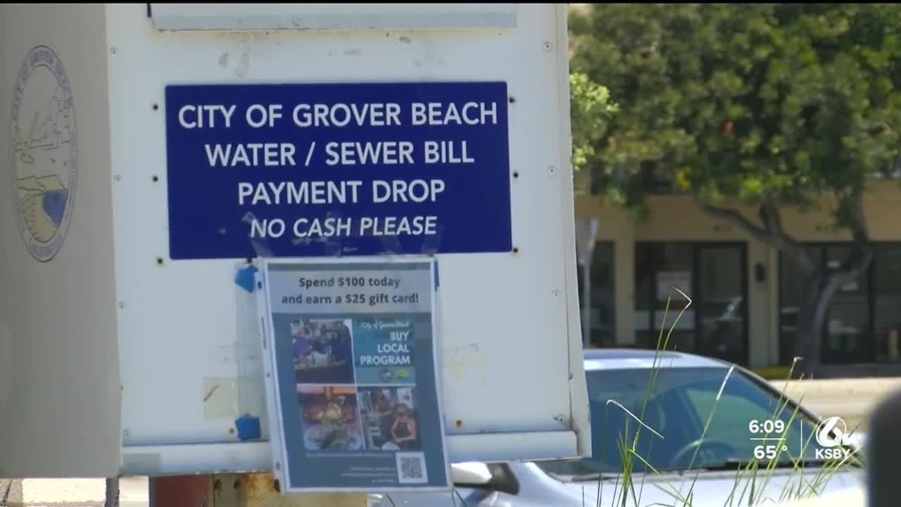 Grover Beach residents could see lower water bills with new tiered structure