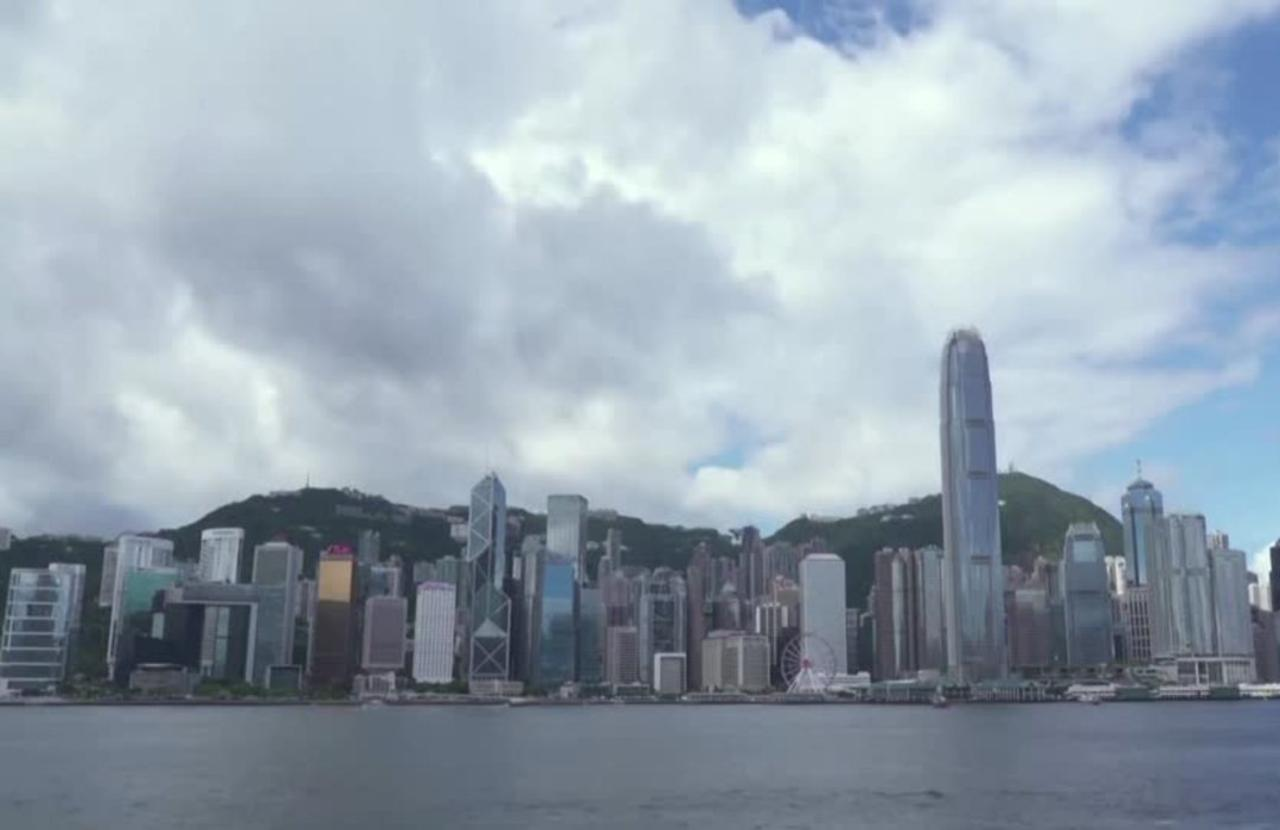 UK report says Hong Kong law curtails freedoms