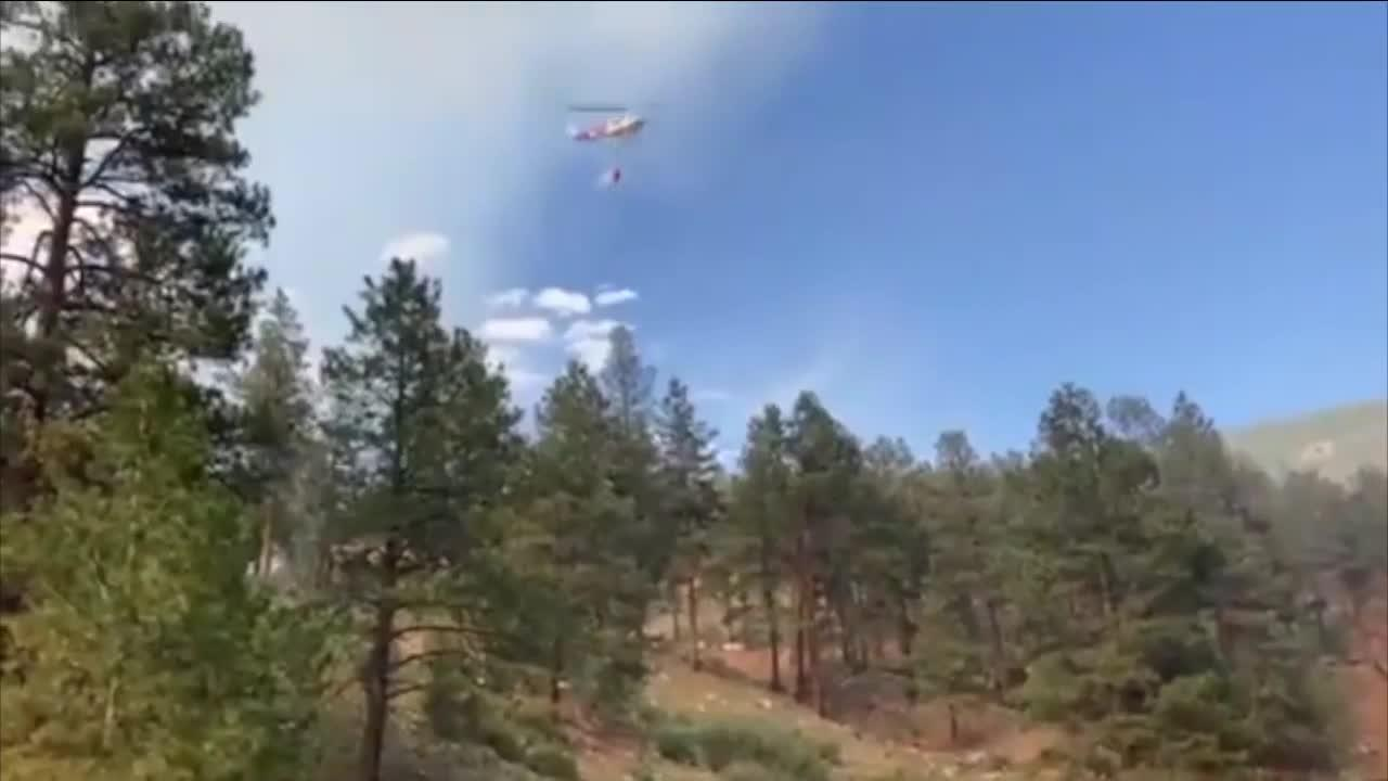 Some evacuations ordered as Platte River Fire grows in Jefferson County