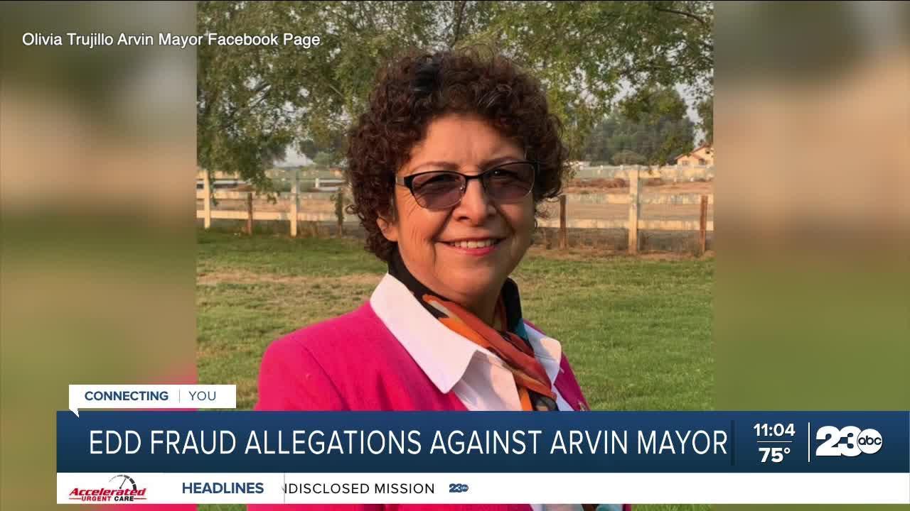 Edd Fraud Allegations Against Arvin Mayor