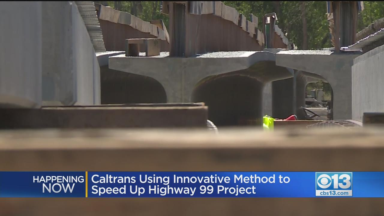Highway 99 Closure Starts Friday Night; Drivers Urged To Use I-5 Instead
