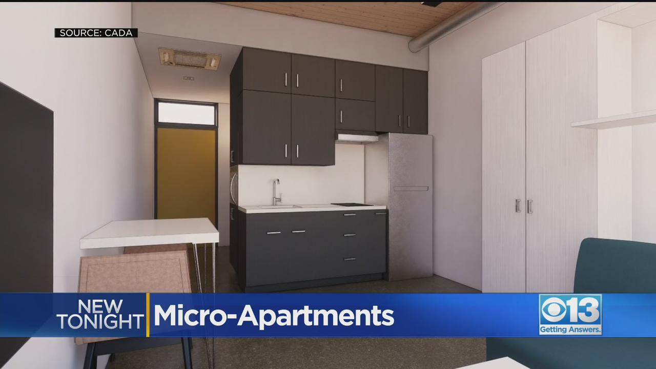 New Micro-Apartments Going Up In Sacramento