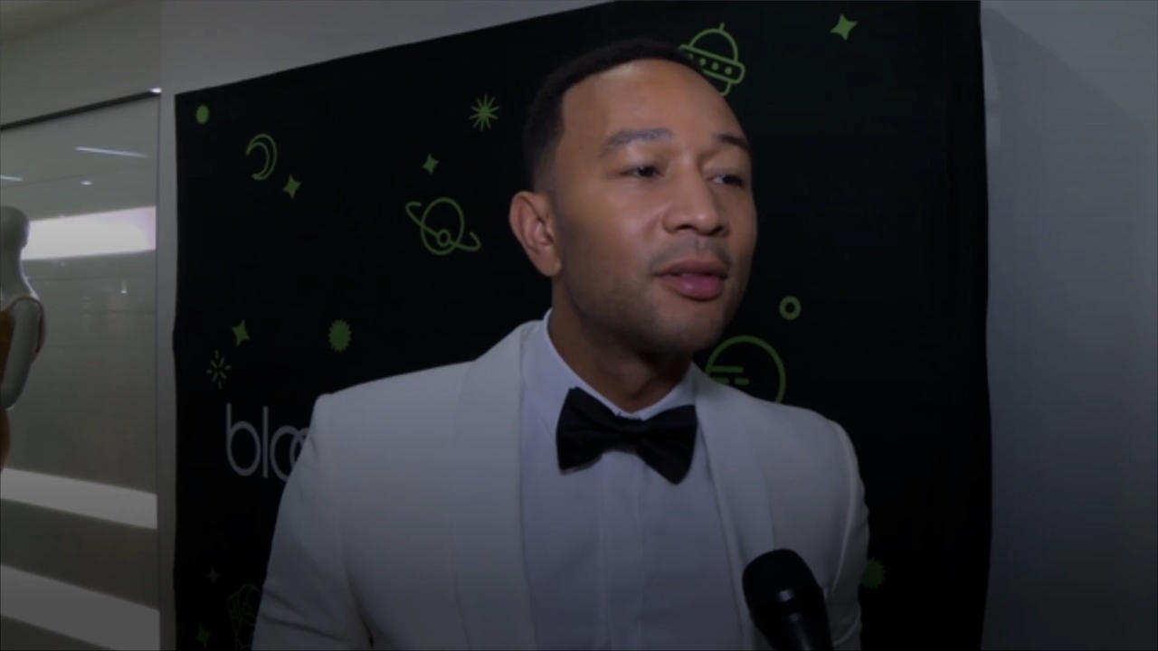 John Legend wins first CMT Music Award for duet with Carrie Underwood