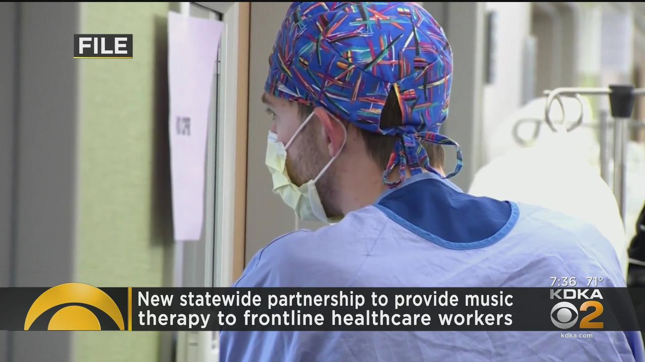 New Partnership To Provide Music Therapy For Healthcare Workers