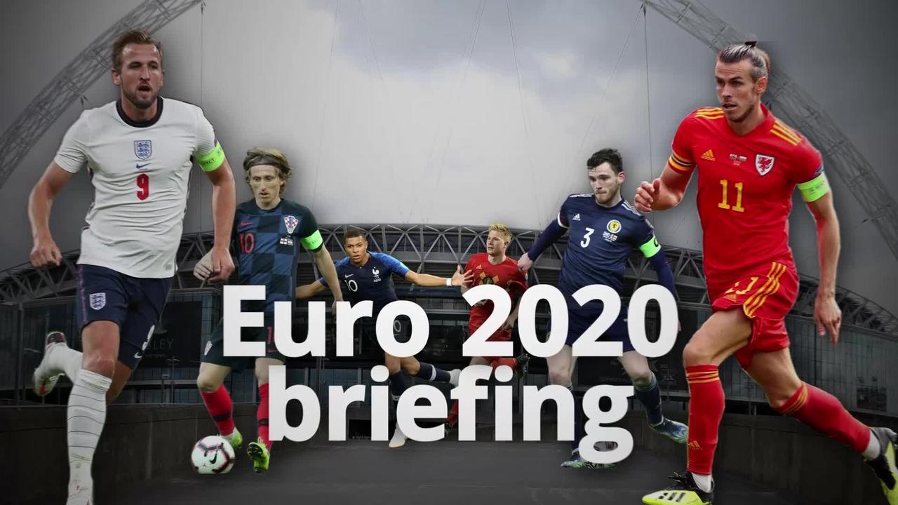 Countdown to Euro 2020: 0 days to go