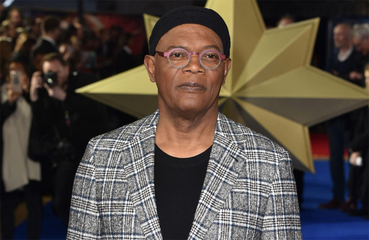 Samuel L. Jackson admits he watches his own films and names his top five movies he's starred in