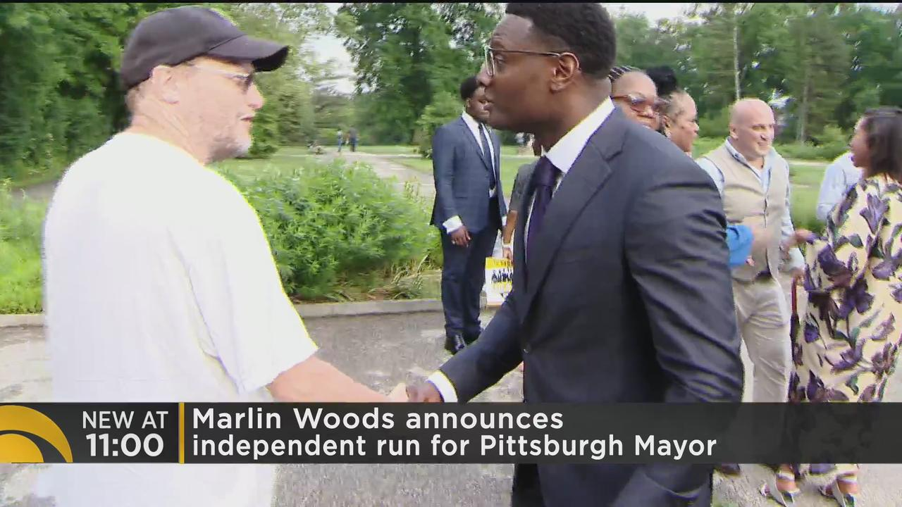 Marlin Woods Announces Candidacy For Mayor