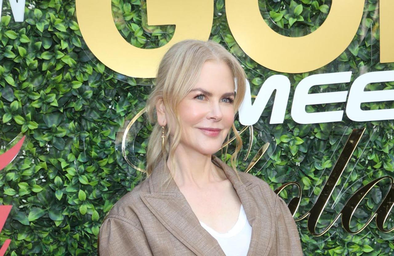 Nicole Kidman ist unsicher als Lucille Ball