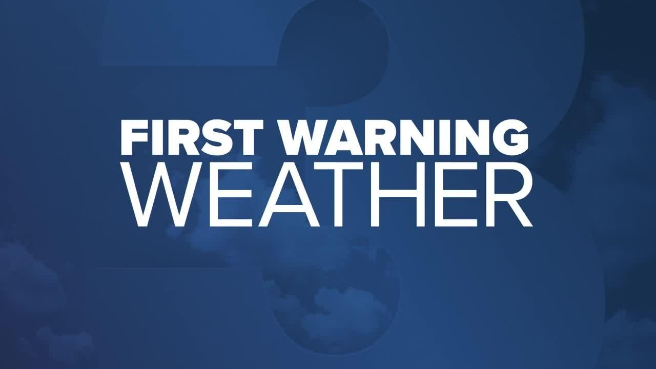 Friday Weather Webcast