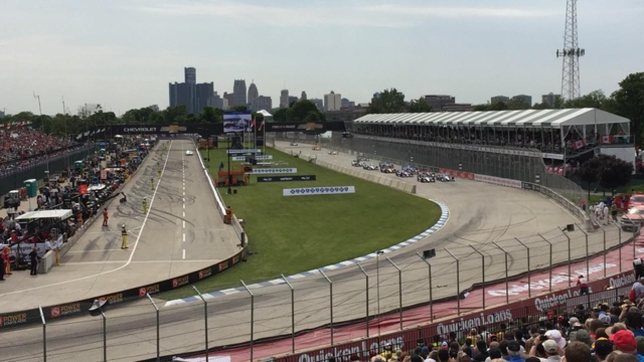 Chevrolet Detroit Grand Prix returns to Detroit this weekend