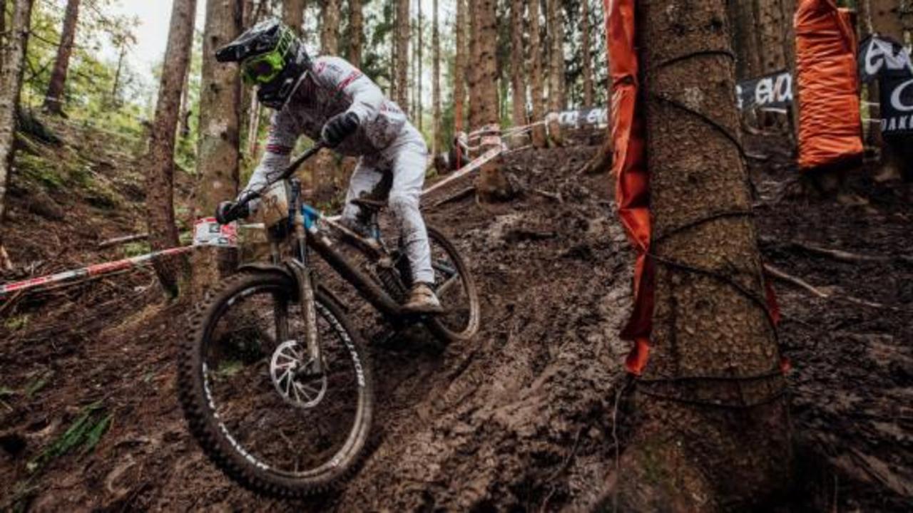 The UCI Mountain Bike Downhill World Cup