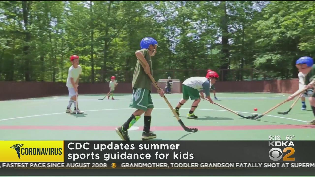 CDC Updates Summer Sports Guidance