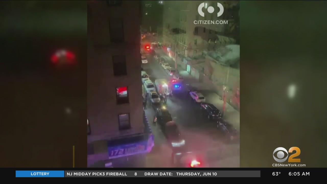 Deadly Shooting In Soundview