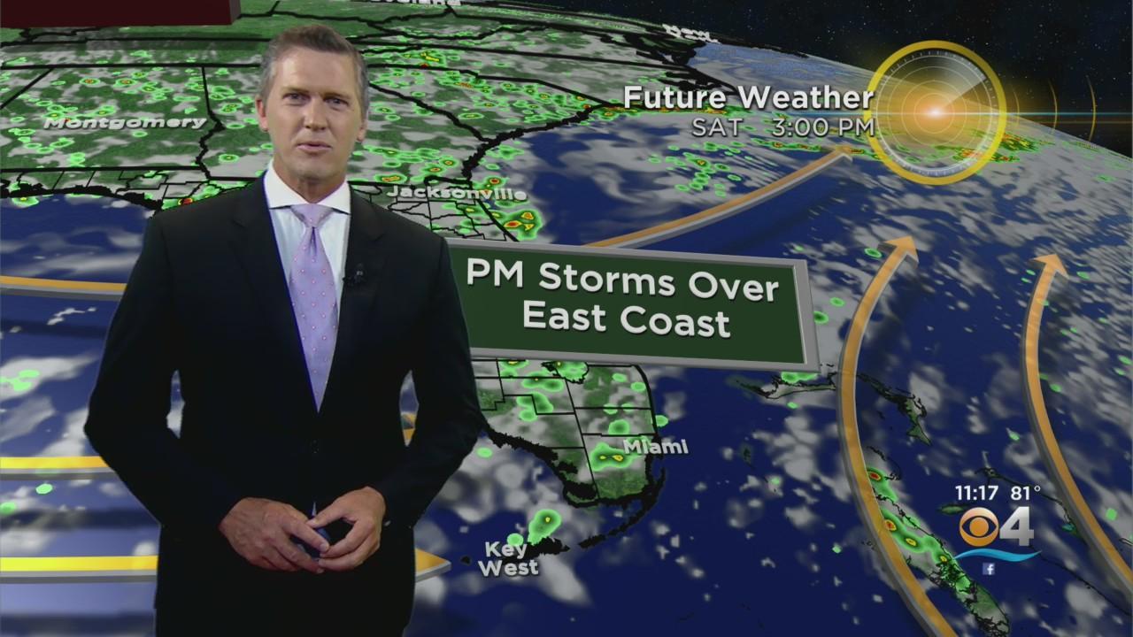 CBSMiami.com Weather 6-10-21 11PM